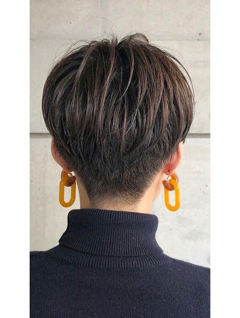 【LITA】オトナ女子 ベリーショート:L023415794|リタ(LITA)のヘアカタログ|ホット