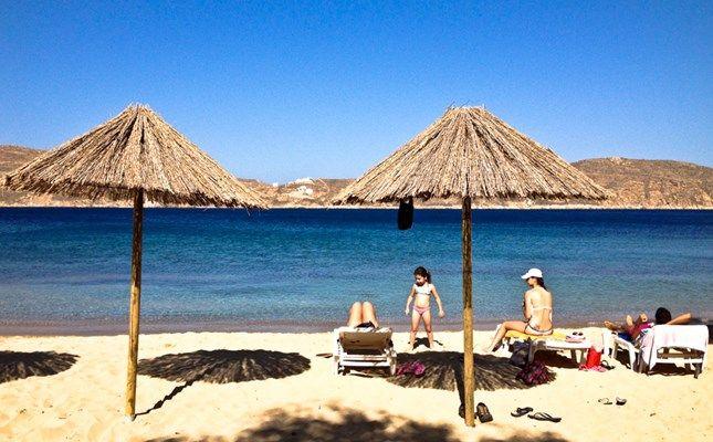 Η παραλία στα Λιβαδάκια http://diakopes.in.gr/trip-ideas/article/?aid=209233 #island #greece #serifos #aegean