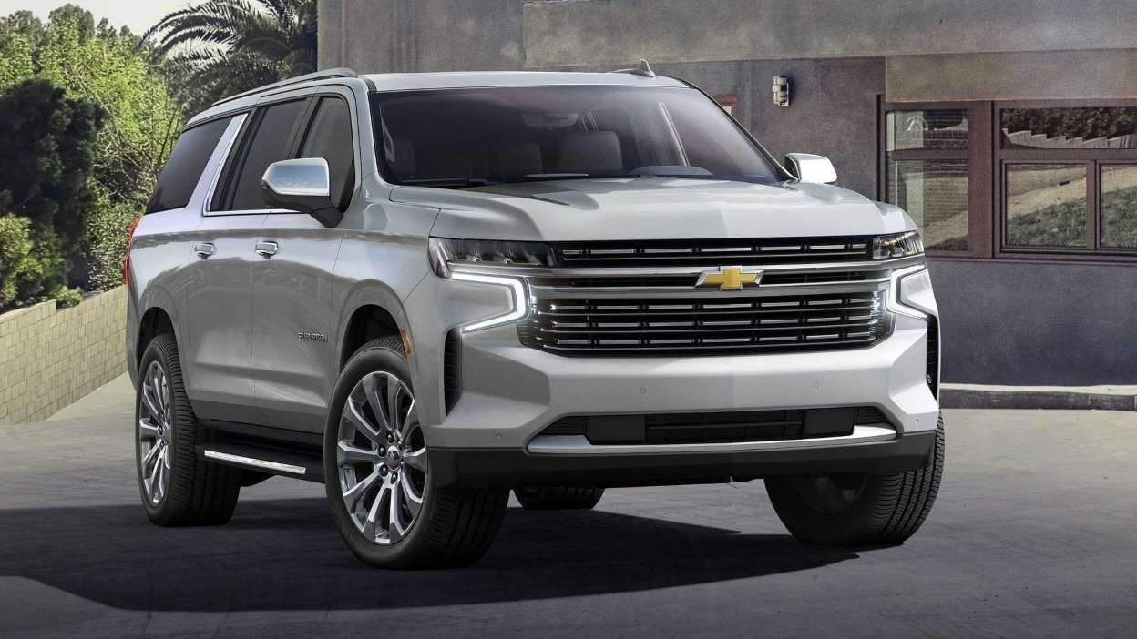Pin By Jonathan Tan On Car In 2020 Chevrolet Suburban Chevy