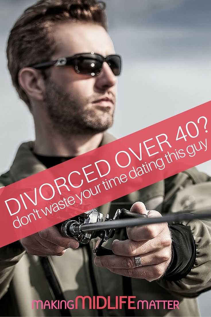 Dating for divorced men over 40