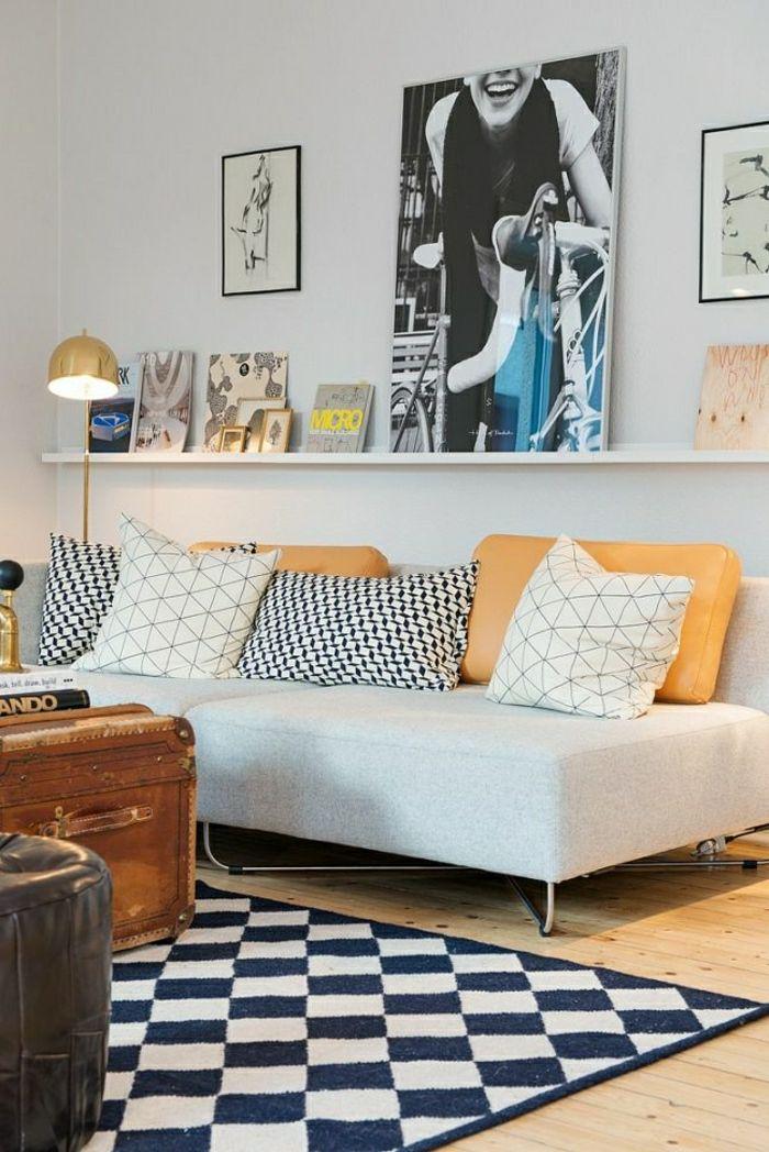Beaucoup d id es pour comment d corer son salon living rooms and room for Decorer son salon