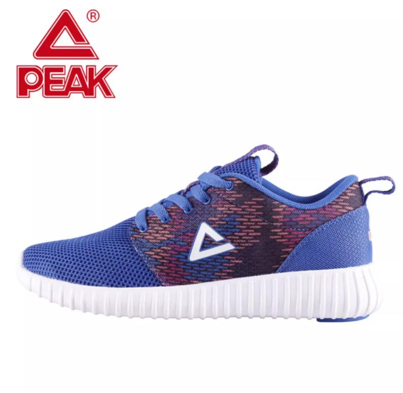 PEAK Womens Running Shoes Comfortable Outdoor Walking