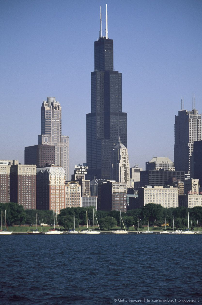 Sears Tower, Chicago, IL | My Vacations... Been there done that ...