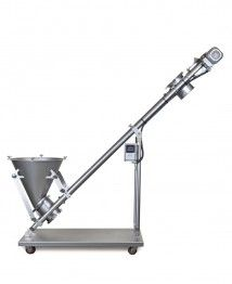 Easy Clean UniFlex Flexible Screw Conveyors - ideal for free