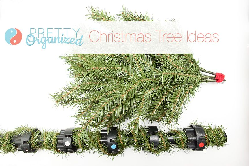 Organized Holiday Christmas Decorating Ideas For Small Spaces How To Organi Christmas Tree Storage Diy Christmas Tree Storage Bag Christmas Tree Storage Bag