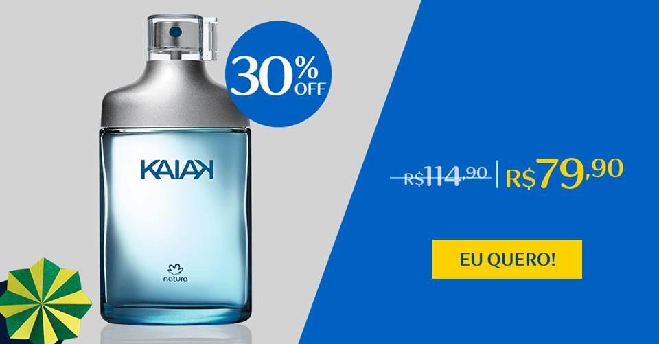 Promoção válida até 12/jan ou enquanto durarem os estoques. Promoção exclusiva para compras pelo site Natura Daniela.