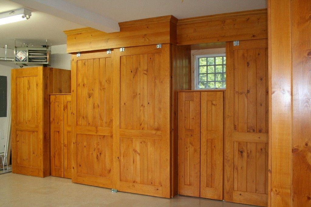 Knotty Pine Garage Cabinets Garage Cabinets Garage Knotty Pine