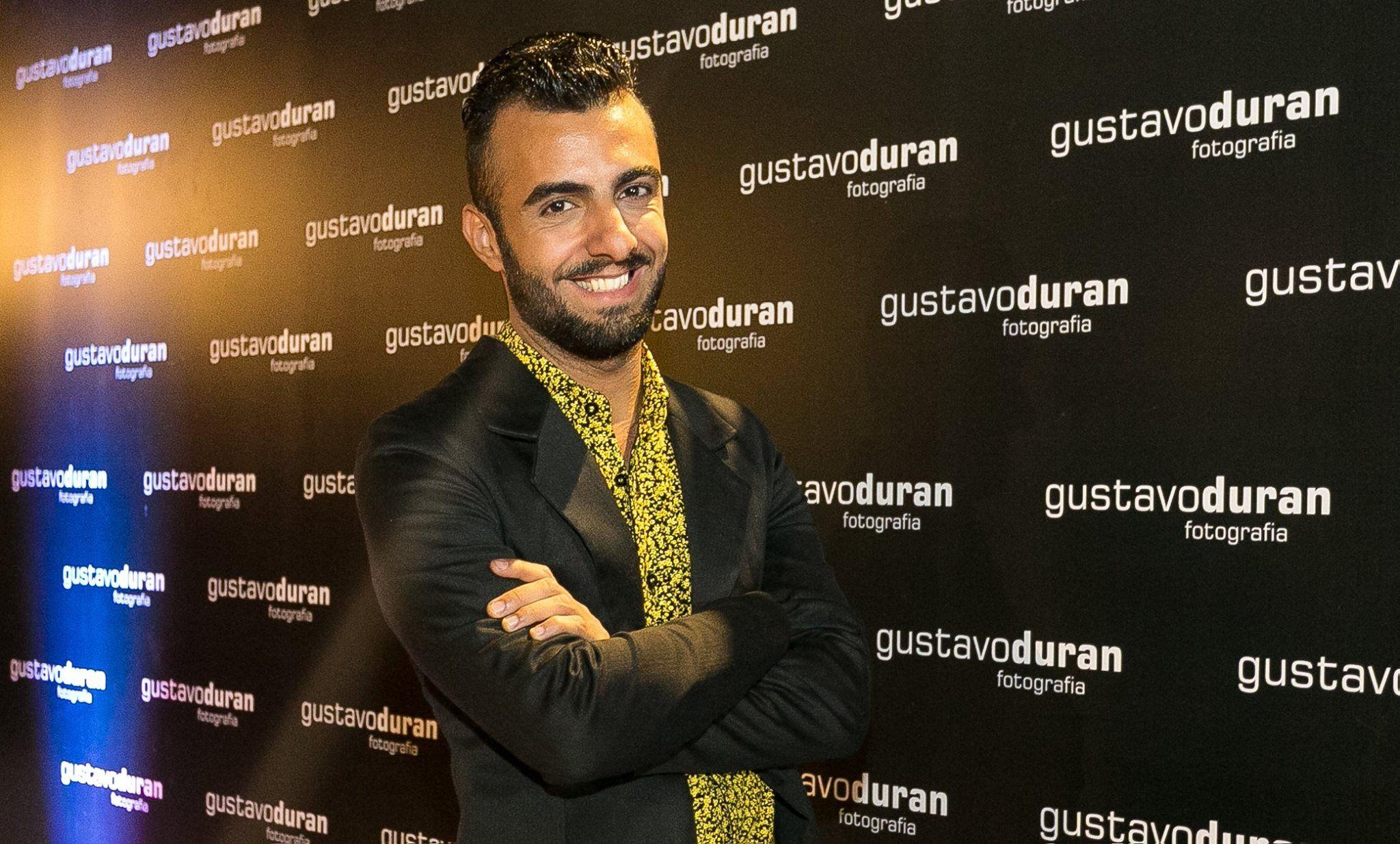 Os parabéns de Gustavo Duran