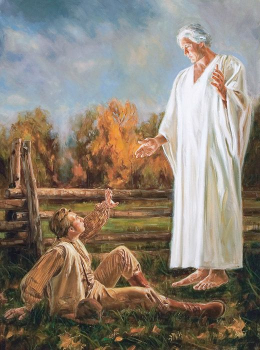 Google Lds Artwork Joseph Smith Lds Art