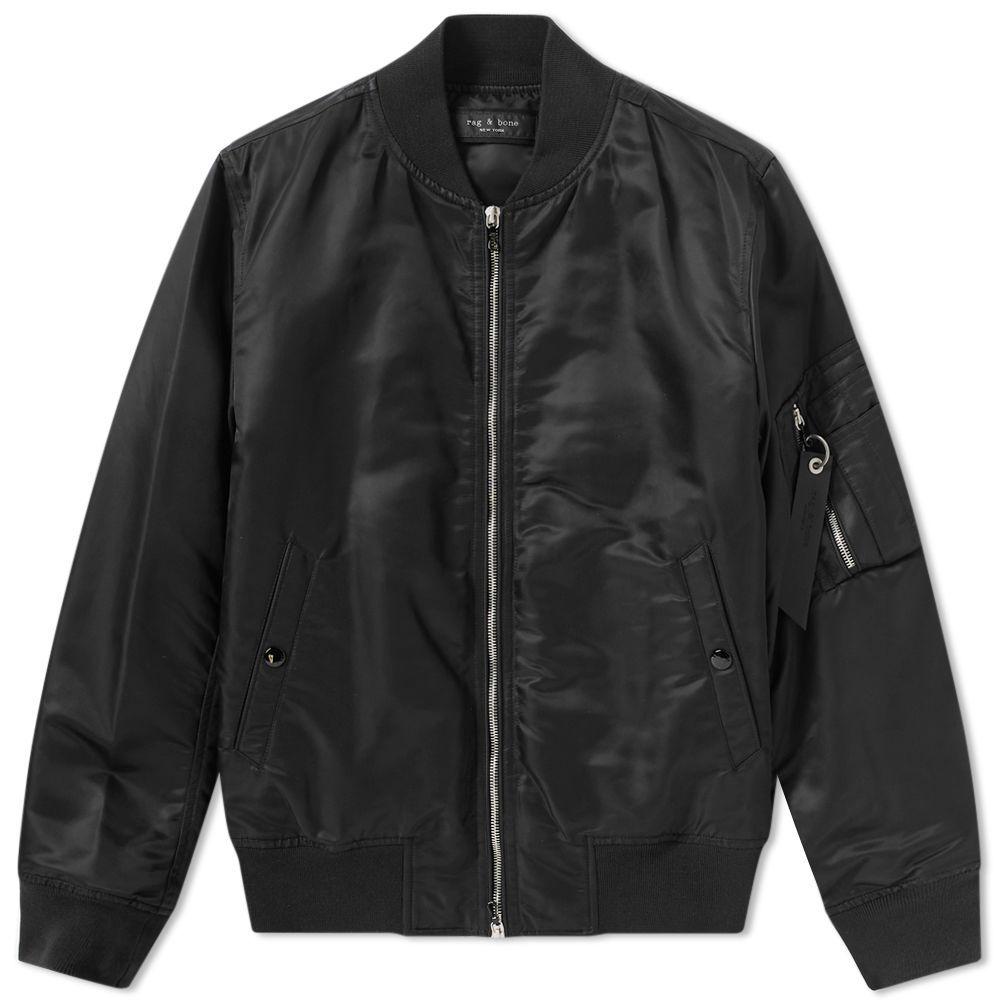 Rag Bone Manston Bomber Jacket Bomber Jacket Jackets Mens Jackets [ 1000 x 1000 Pixel ]