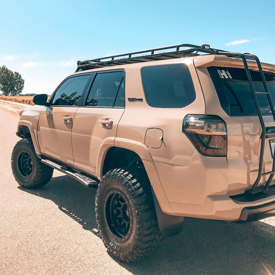Shadow Runner Trd On Instagram Painted With Dirt Urban Outdoors Camouflage Build Specs Link In Bio In 2020 Shadow Runner Camouflage Trd