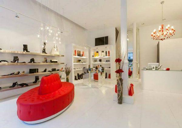 Dise o de zapaterias buscar con google tiendas shoes y store - Muebles alvarez terrassa ...