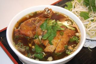 Duck Noodle Soup Recipe (Resep Sup Mie Bebek)