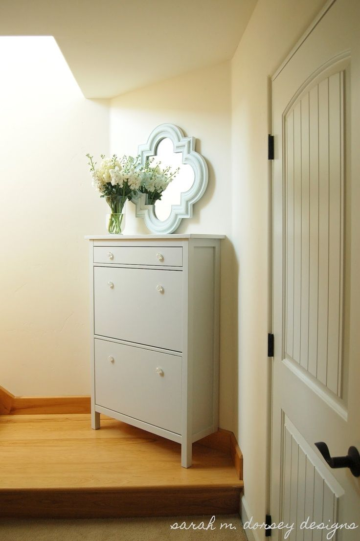 Ikea Hemnes Shoe Cabinet Renovation | Home | Pinterest | HEMNES ...