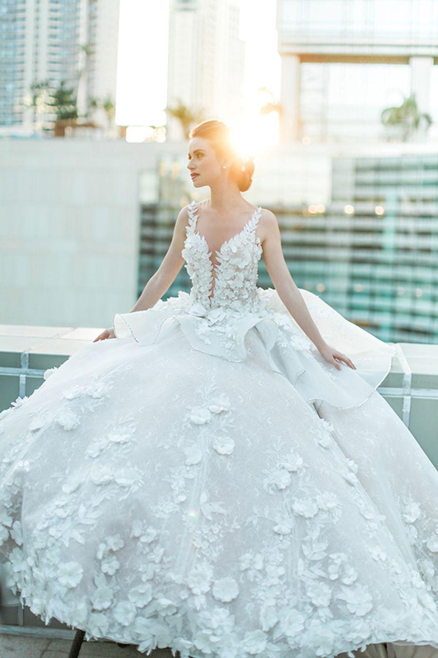 Social Media Sensation: Wedding Dress Designer Mak Tumang | Bodice ...