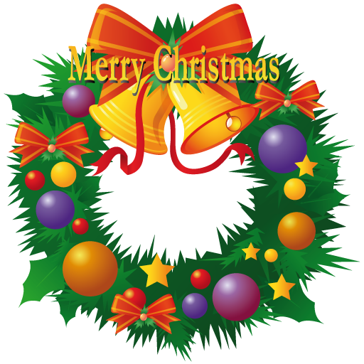 Christmas Wreath Gifs icon 9827 Free Icons and PNG