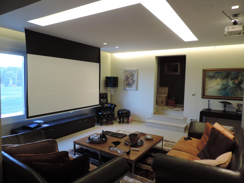 home cinema room garage conversion Google Search