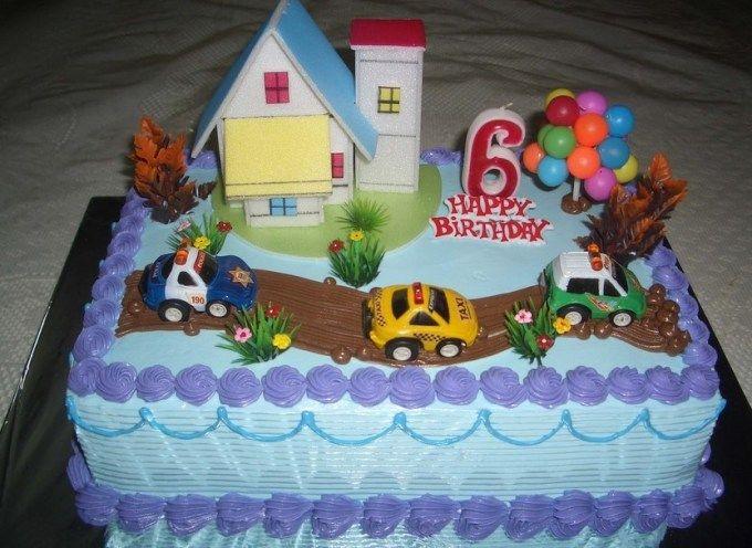 Resep Kue Tart Ulang Tahun Anak Laki Laki Kue Tart Kue Resep Kue