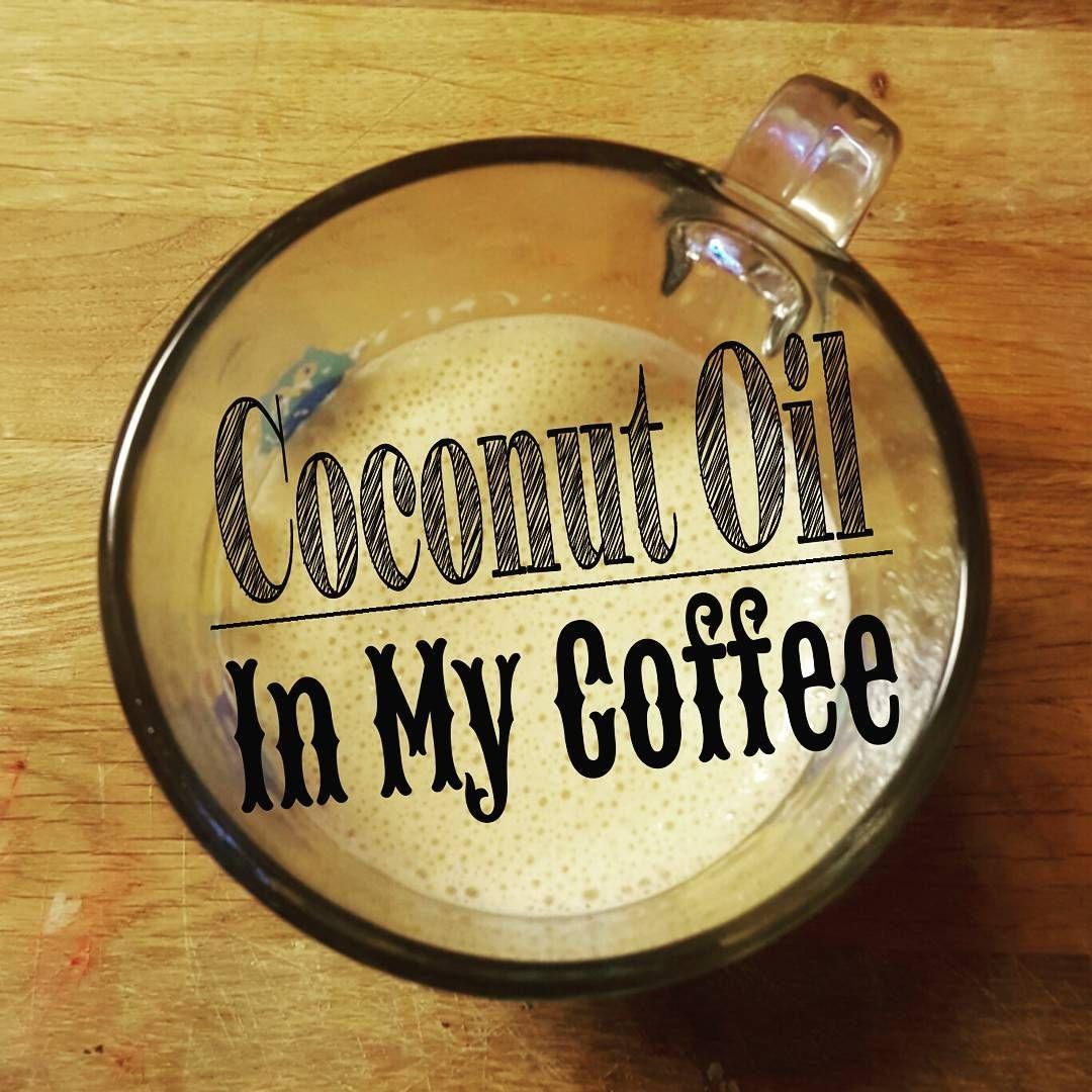Coconut oil coffee coconut oil coffee coconut oil