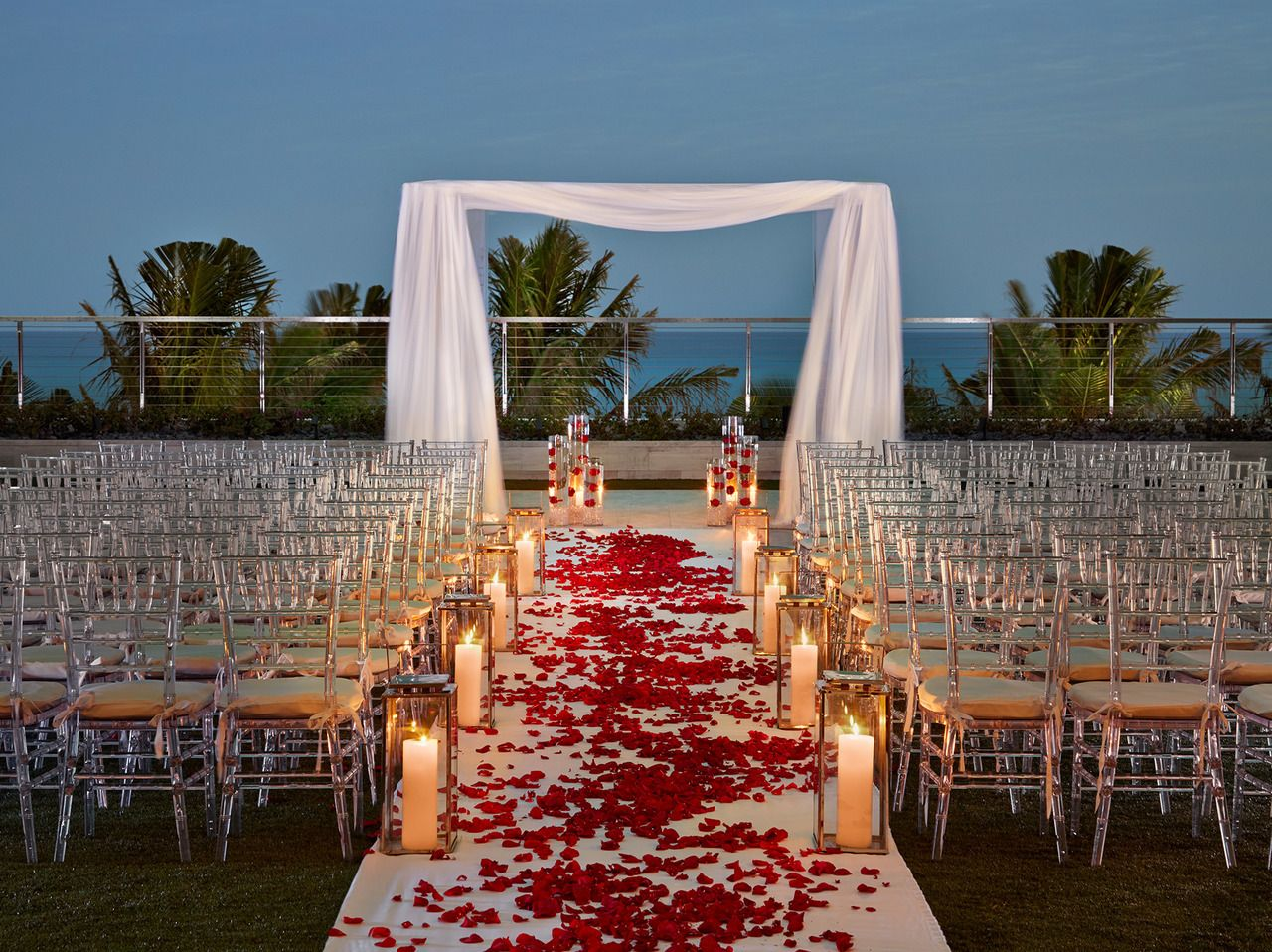 best beach wedding locations on budget%0A For an intimate bash  these beachfront boutique hotels are effortlessly  charming choices for your Miami wedding