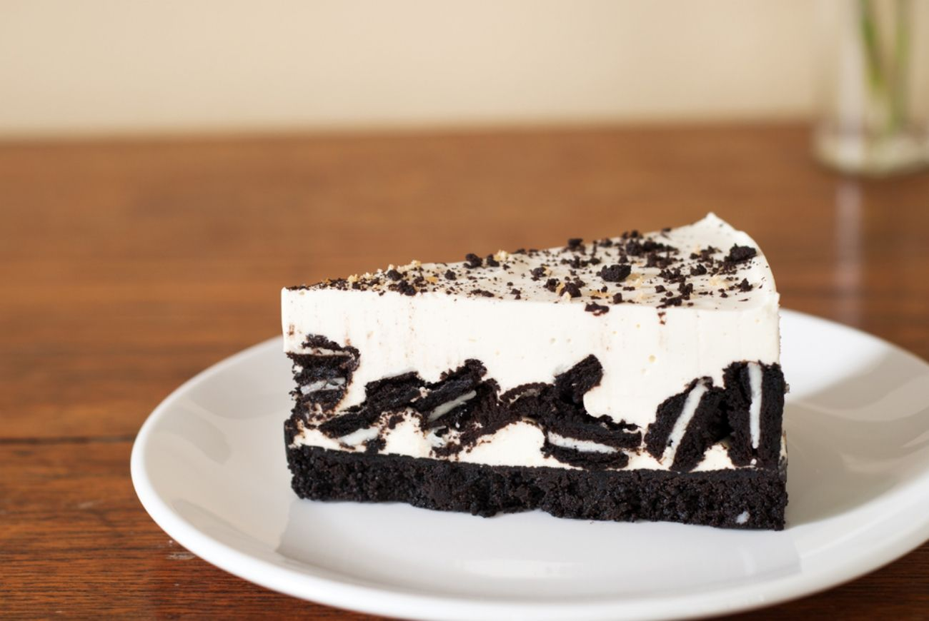 If you love Oreos and cheesecake on their own youre going to flip