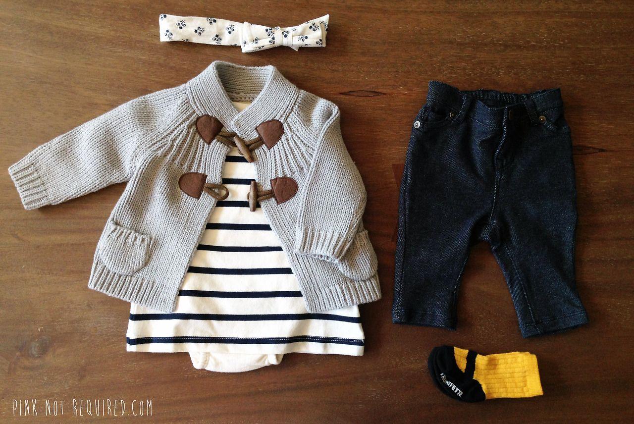 93974ecdb5b1 Cable-Knit Sweater by OshKosh  19.99 Navy Blue and Creme Long Sleeve ...