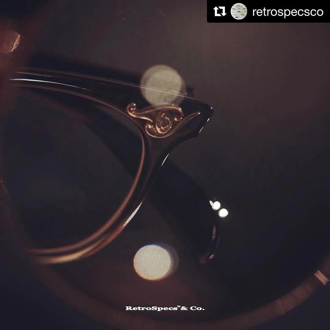 a5f1a14a3704 The Original Zyl Frames Circa 1950s-1960s #RetroSpecs | Retro Specs ...