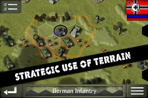 Tank Battle 1944 WWII Turn Based Strategy Game [Review