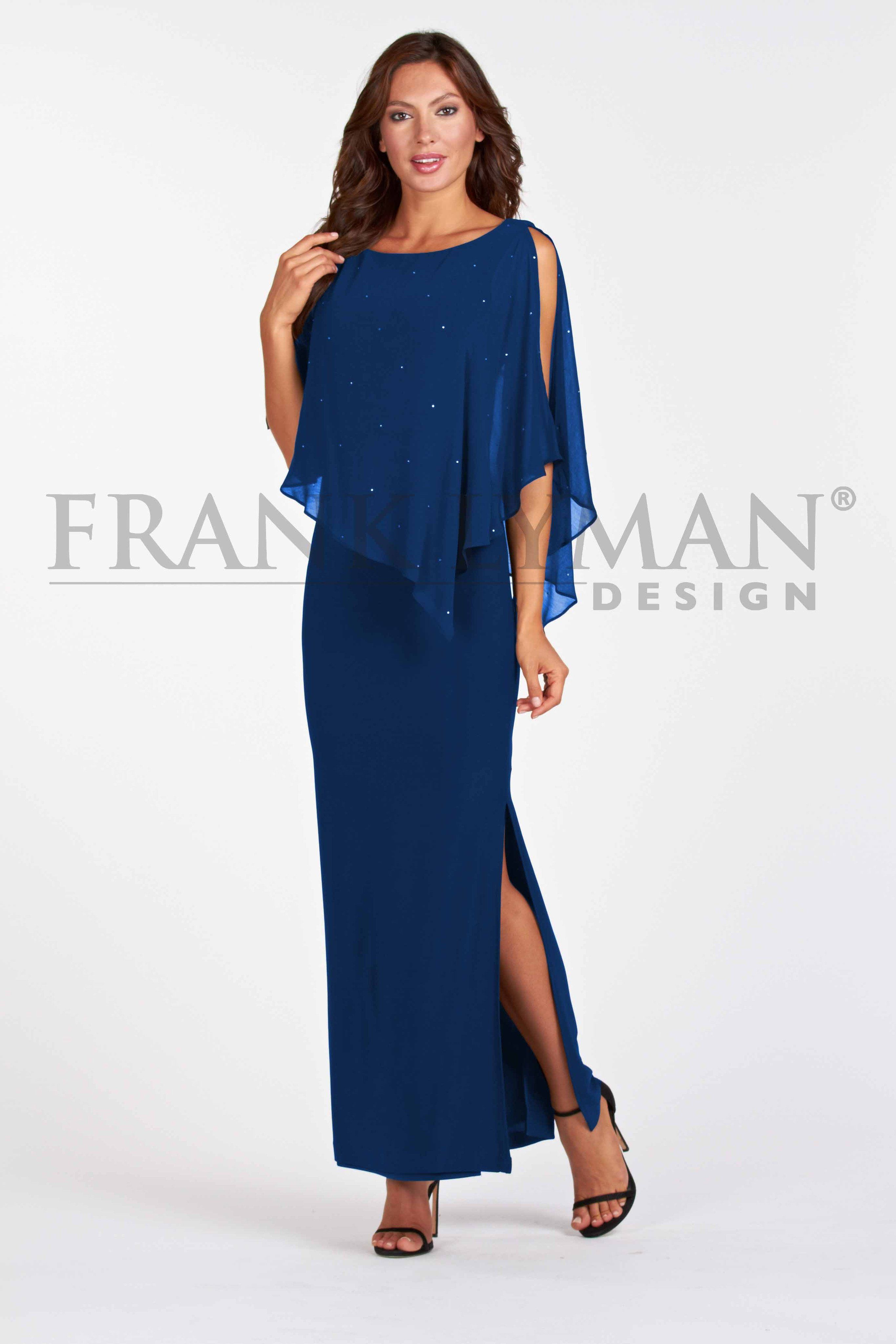 e4890787e67 68004 (Navy Ultra blue tomato Evening Gown) in 2019