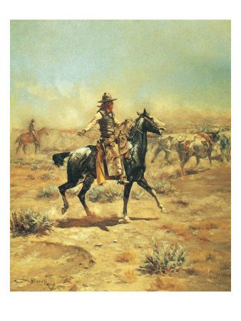 Charles Marion Russell Posters at AllPosters.com