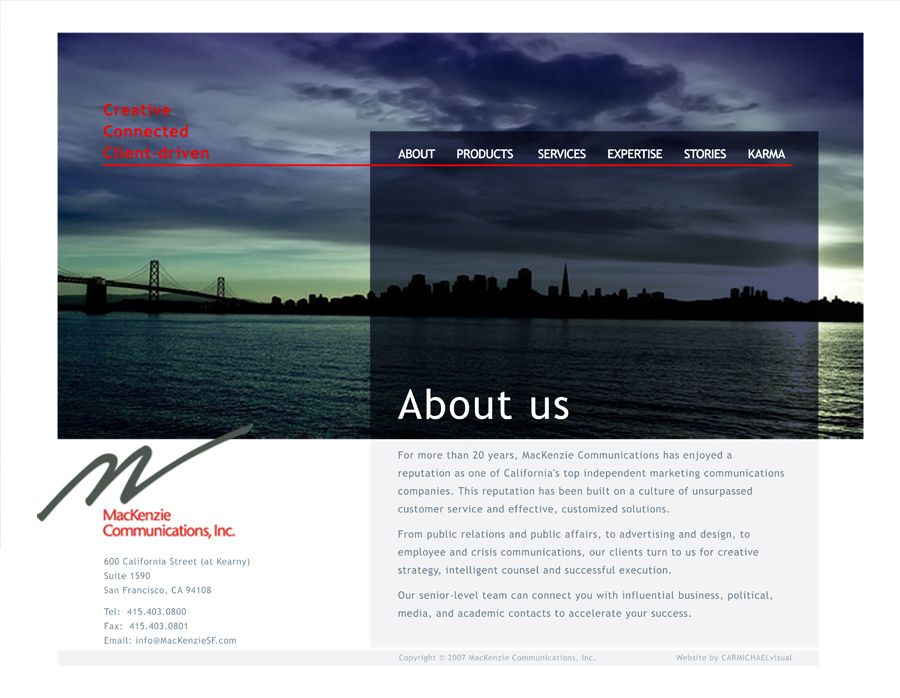 Professional Website Design Responsive, modern and beautiful ...