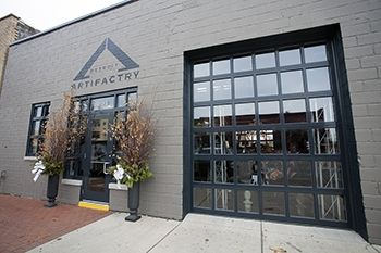 Genial Industrial Furniture Store Opens In Detroitu0027s Corktown Neighborhood    DBusiness Daily News