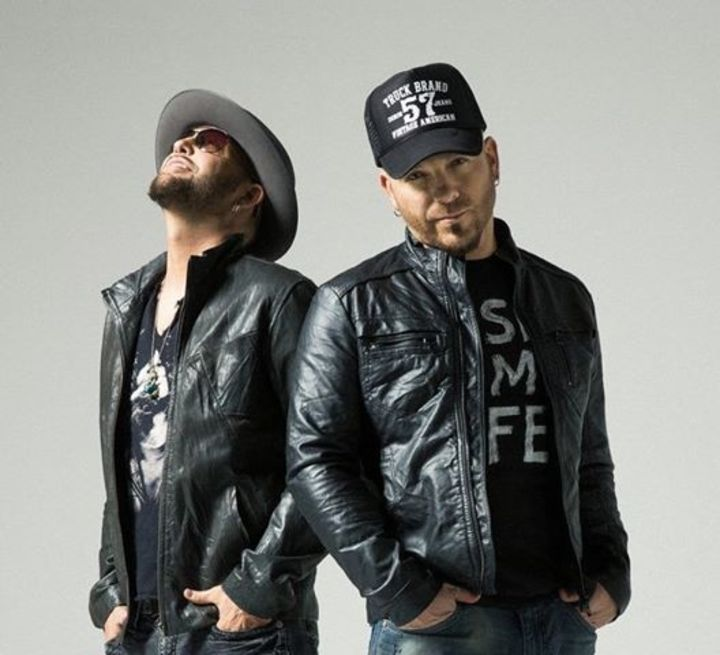 LOCASH Sunday, July 24, 2016 at the #NDStateFair