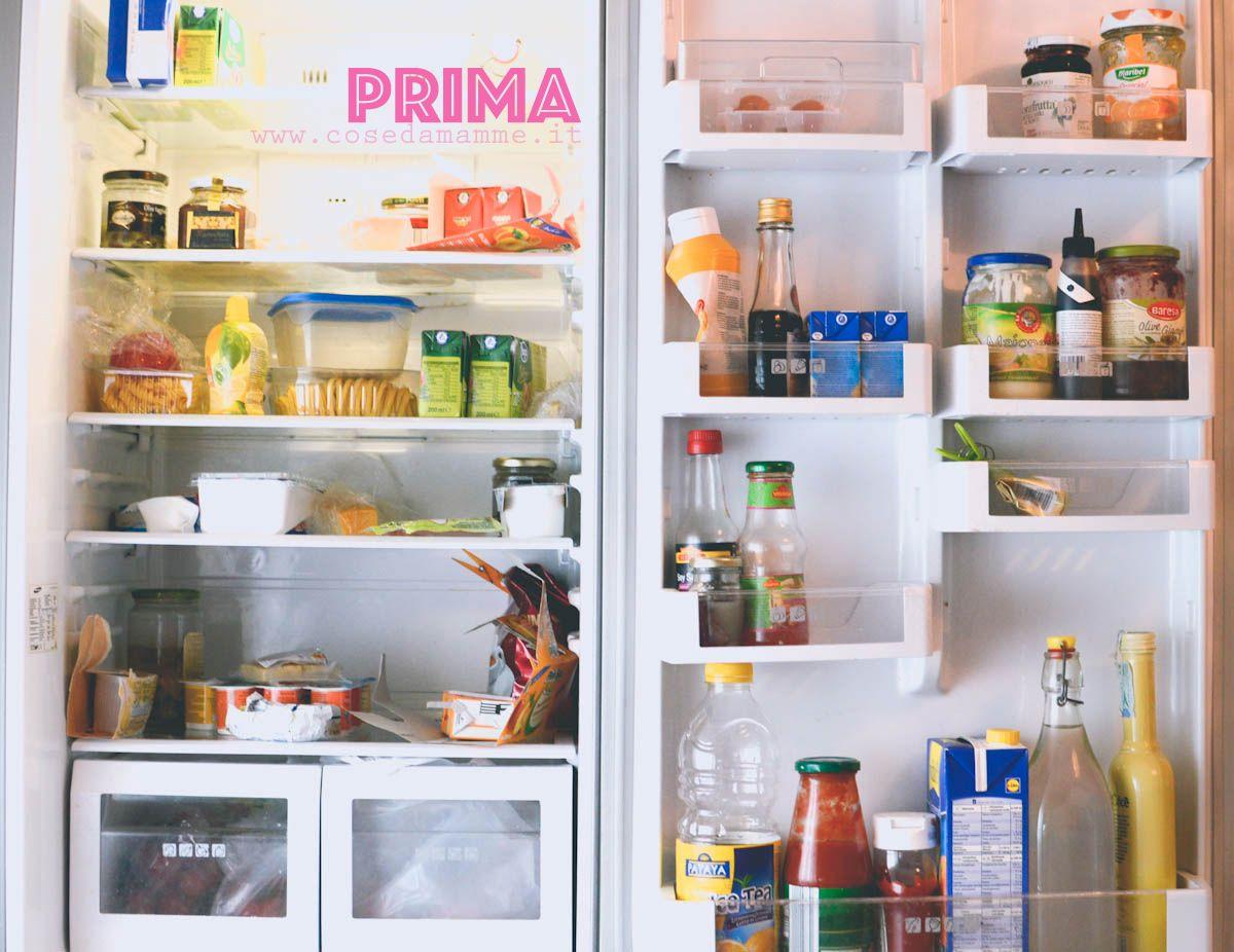 30 Giorni Di Decluttering Frigo E Freezer Decluttering Frigo