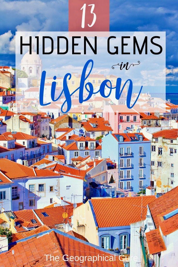 Lisbon Hidden Gems