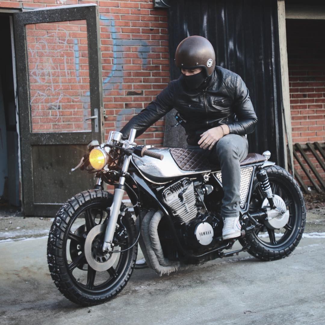 pin af thomas hansen p cafe racer and brat motorrad. Black Bedroom Furniture Sets. Home Design Ideas