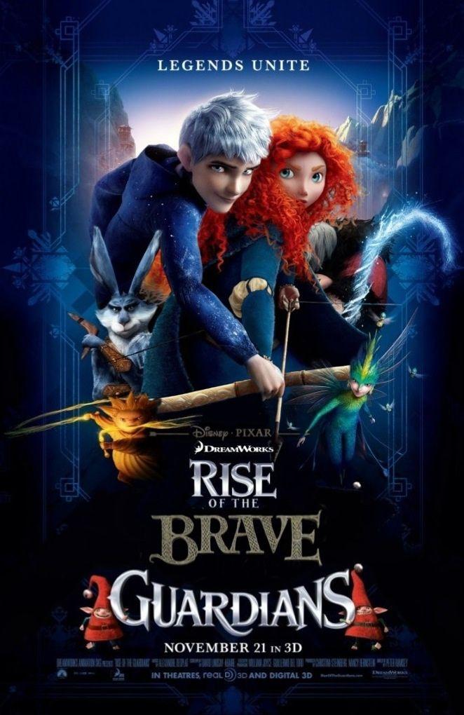 Rise of the Brave Guardians by Fate221.deviantart.com on @deviantART