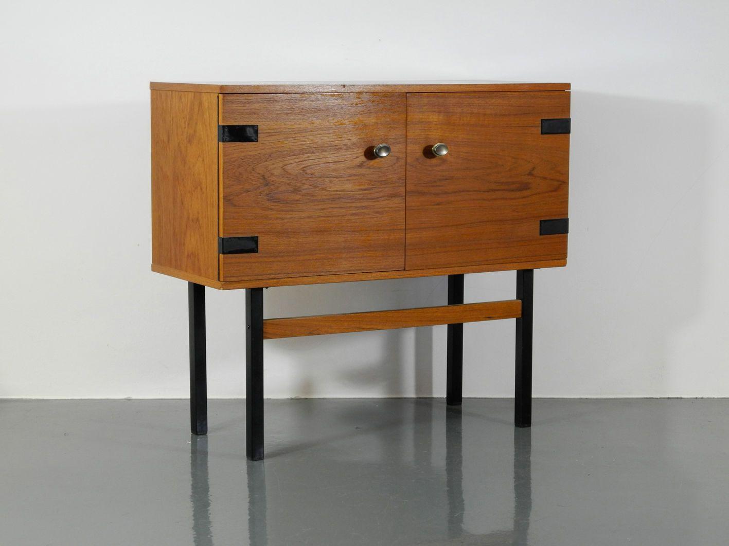 Traumhaft Schoner 60er Jahre Xs Vintage Teak Sideboard Fraisr Com Sideboard Teak Furniture