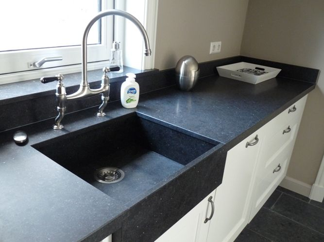 Klassieke keuken op maat handgrepen home renovation kitchen pinterest - De klassieke keuken ...
