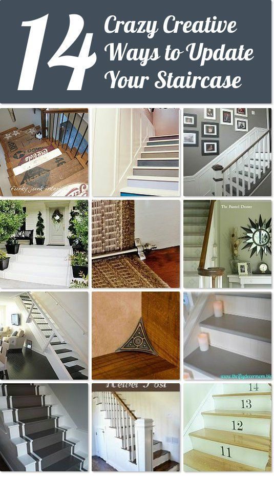 Stair Makeovers