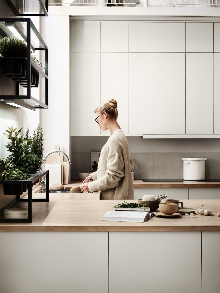Kitchen from Marbodal - Emma at #topkitchendesigns