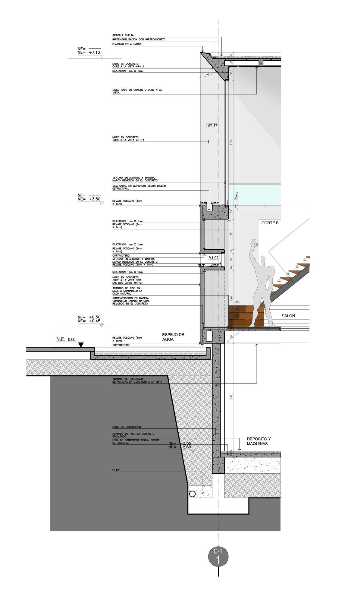 1000 images about architectural details on pinterest - Como hacer un plano de una casa ...
