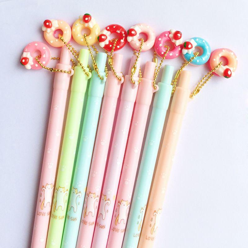 1PC 0.5mm Cute Kawaii Mechanical Pencil Automatic Pen For Kid School Supplie New