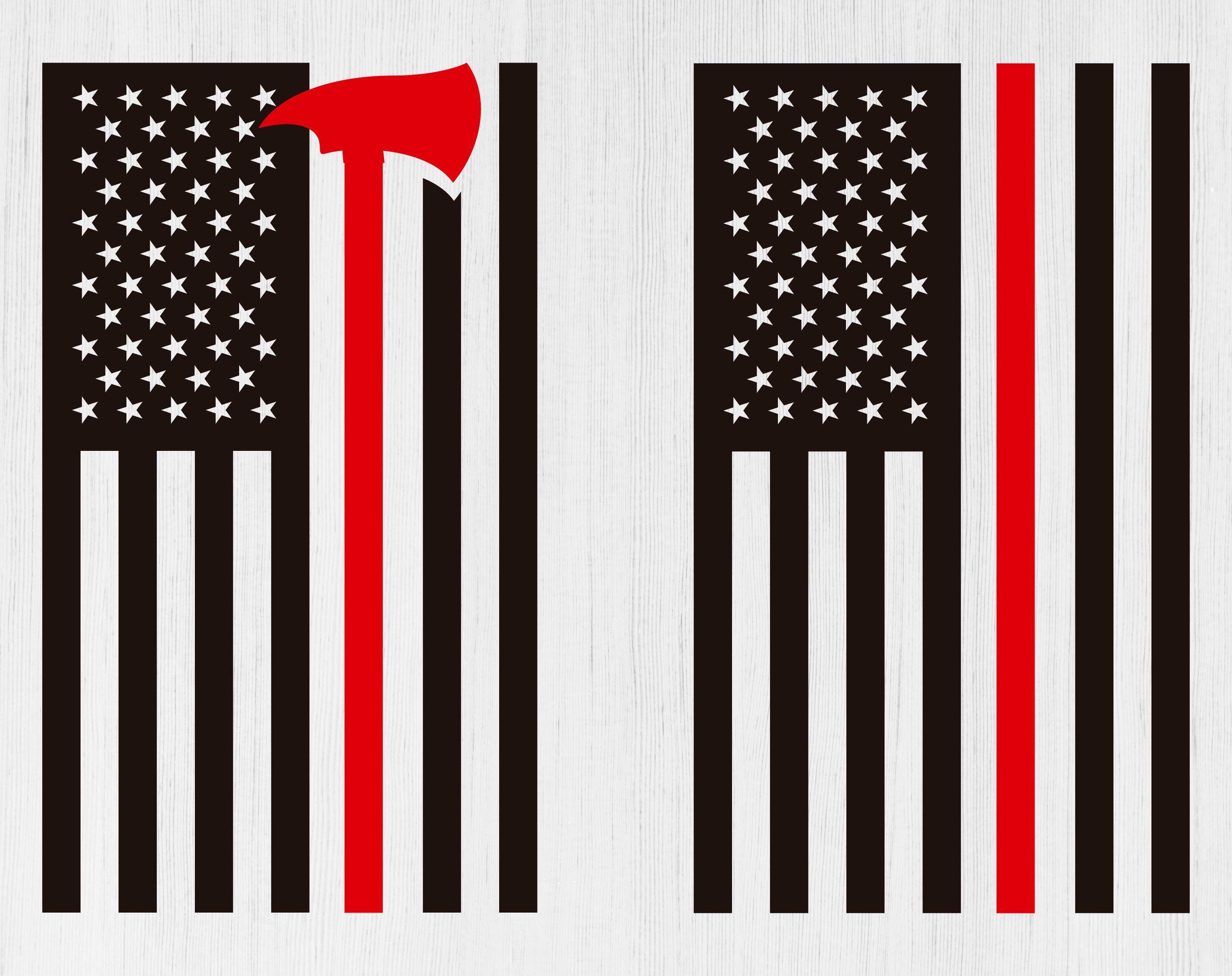 Fire Dept Red Line Svg Fire Dept Red Line American Flag Fvg Firefighter Svg Thin Red Line Svg Fire Department Svg Fireman Wife Svg Fireman Svg Thin Red Line Flag Custom