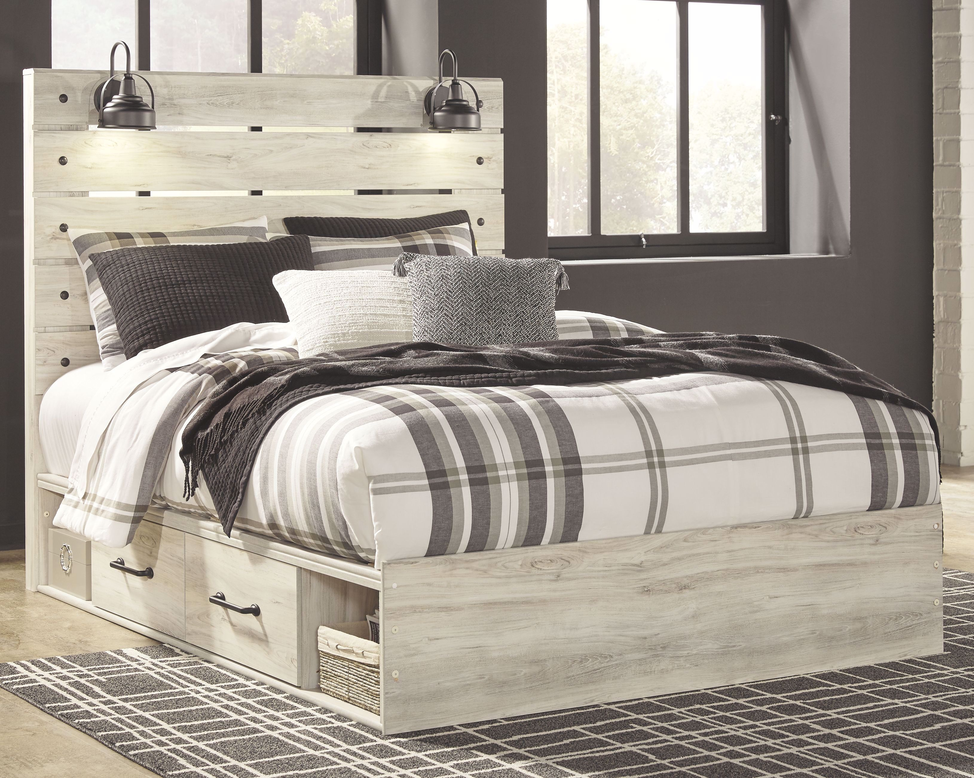 36+ Farmhouse bed frame queen most popular