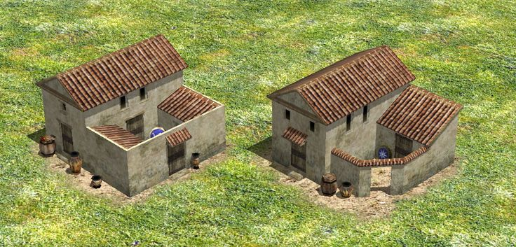 Ancient houses images
