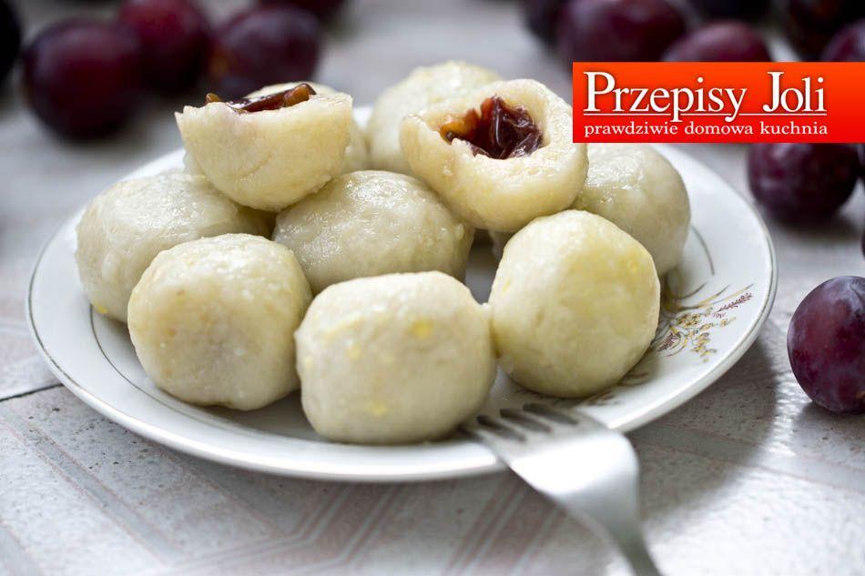 Knedle Ze Sliwkami Food Healthy Sweeteners Recipes