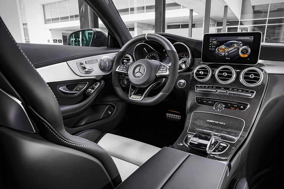 2017 Mercedes Amg C63 Coupe With Images Mercedes Benz C63 Amg