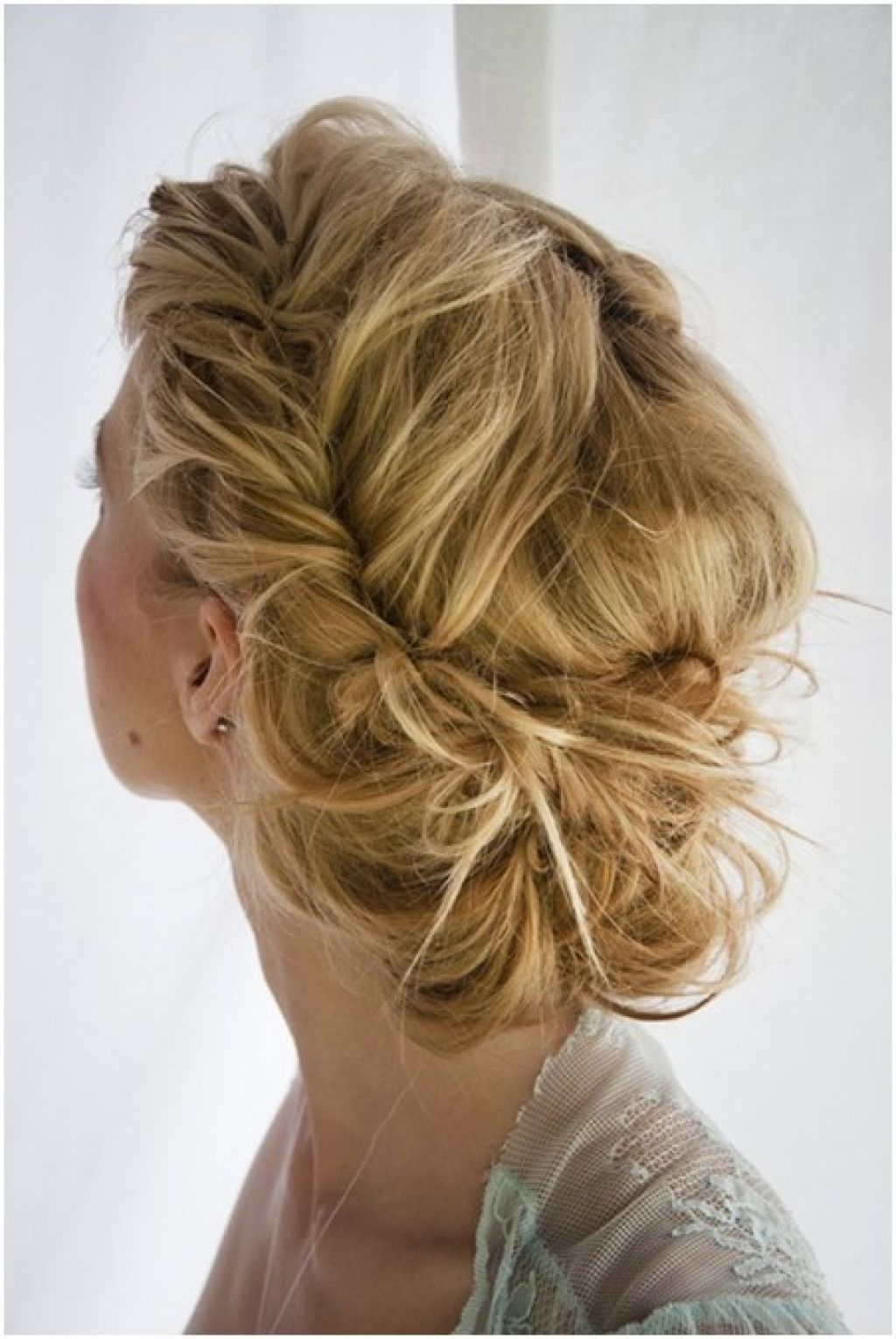 Prom Updo Hairstyles Medium Length Hair - Prom Hairstyles ...