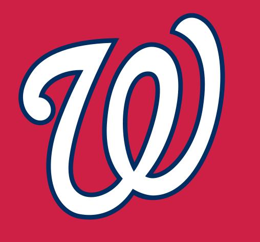 Washington Nationals Cap Logo Washington Nationals Logo Washington Nationals Mlb Team Logos